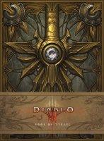 Книга DIABLO III: BOOK OF TYRAEL Твёрдый переплёт
