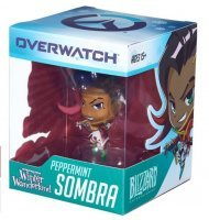 Мини фигурка Cute But Deadly - Peppermint Sombra Figure