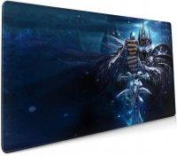 Коврик World of Warcraft Gaming Mouse Pad - Arthas Lich King №2 (60*30 см)