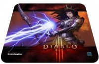 Коврик SteelSeries QcK Diablo 3 - Wizard