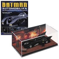 Модель авто  Batmobile 1989 + журнал