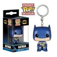 Брелок Batman Pop! Vinyl Figure DC Comics Key Chain