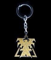 Брелок StarCraft II Terran Logo Gold
