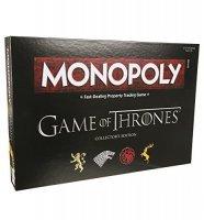 Монополия настольная игра Game of Thrones Monopoly Game: Игра престолов