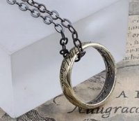 Кольцо LOTR Ring c цепочкой