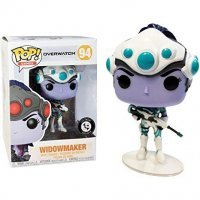 Фигурка Overwatch Funko POP! - Widowmaker (Lootcrate Exclusive)