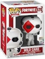 Фигурка Funko Fortnite фанко Фортнайт - Wild Card (Diamond)