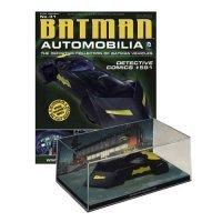 Модель авто  Batmobile Vehicle Detective Comics #591 + журнал