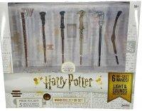 Harry Potter LIGHT and SOUND Wand Collector Set Гарри Поттер Набор палочек со звуком и светом