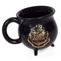 Кружка Harry Potter Cauldron Sculpted Mug Ceramic Mug гарри поттер котёл
