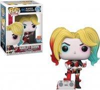 Фигурка Харли Квинн Funko DC Heroes: Harley Quinn with Boombox