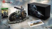 Коллекционное издание Gears of War 4: Collector's Edition (Includes Ultimate Edition SteelBook + Season Pass) - Xbox One