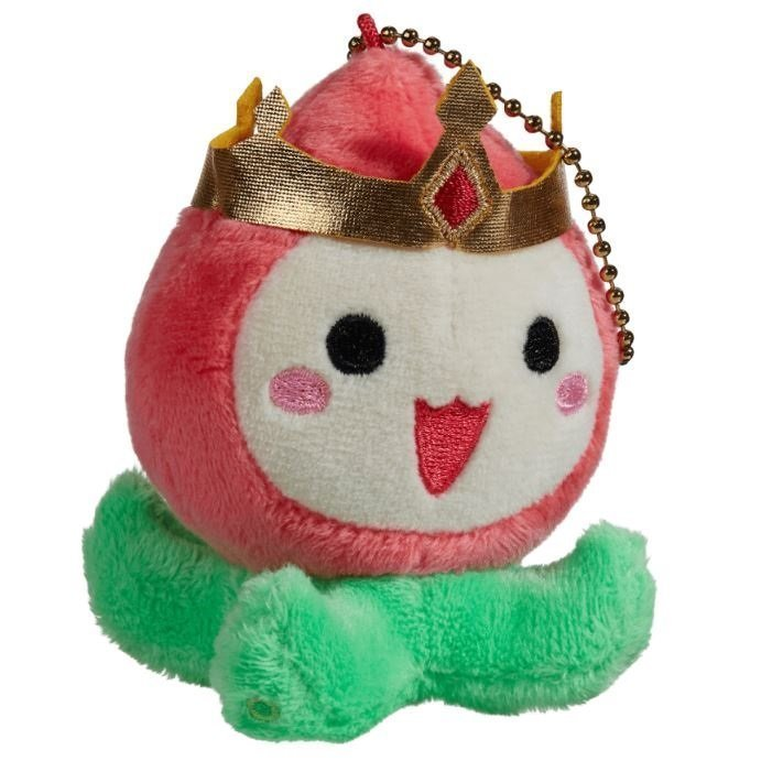 Мягкая игрушка - Overwatch Mini Pachimari Plush Hangers - Pachiking