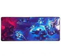"""Коврик игровая поверхность StarCraft """"My Life for Aiur!"""" Gaming Desk Mat (87*37cm)"""