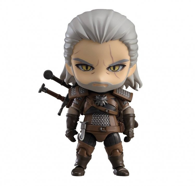 Фигурка Good Smile The Witcher 3: Wild Hunt: Geralt Nendoroid (China edition)
