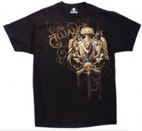 Футболка World of Warcraft Alliance Crest Version 2 T-Shirt (размеры  L)