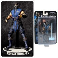 """Фигурка Mezco Mortal Kombat X. 4"""" Sub-Zero Action Figure"""