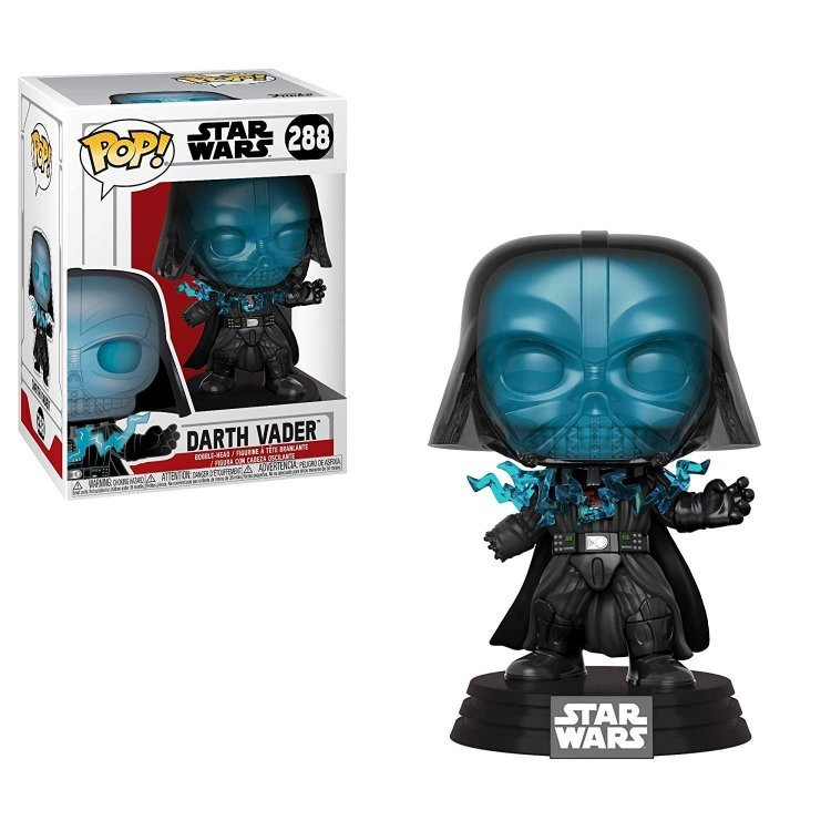 Фигурка Funko Pop! Star Wars - Return of The Jedi - Electrocuted Darth Vader