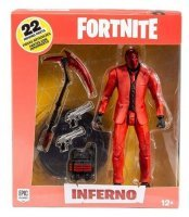 Фигурка Fortnite Фортнайт McFarlane Inferno Premium Action Figure