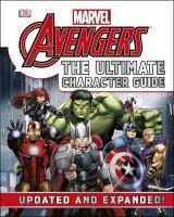 Книга Marvel The Avengers: The Ultimate Character Guide (Твёрдый переплёт) Eng