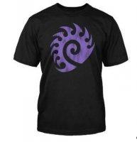 Футболка StarCraft II Zerg Vintage Logo T-Shirt (размер XL)