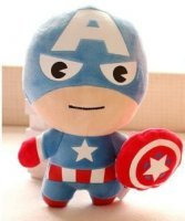 Мягкая игрушка Капитан Америка Marvel Captain America Plush