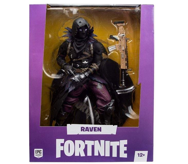 """Фигурка McFarlane Toys Fortnite 11"""" Scale Raven Deluxe Figure"""