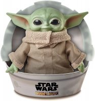 Фигурка Star Wars Mandalorian - Small Yoda Child Plush Toy