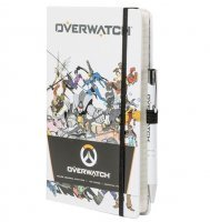 Блокнот с ручкой Overwatch Hardcover Journal and Pen