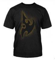 Футболка StarCraft II Protoss Grid Logo T-Shirt (размер XL)