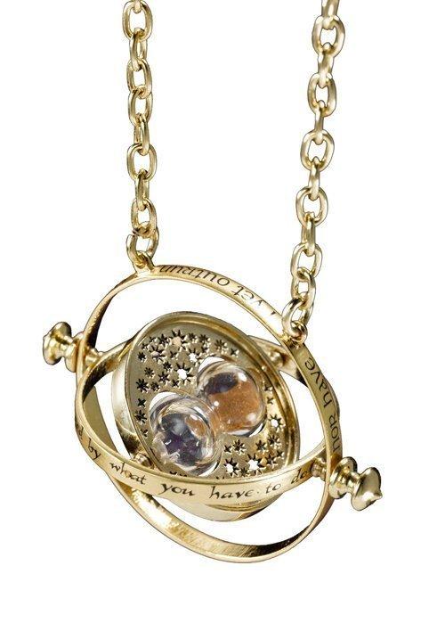 Кулон Harry Potter Маховик времени (Time Turner Necklace)