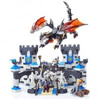 Mega Bloks World of Warcraft: deathwing's stormwind assault