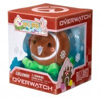 Мягкая игрушка - Overwatch Mini Pachimari Plush Hangers - Gingermari