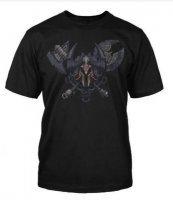 Футболка Diablo III Barbarian Class T-Shirt (размер XL)