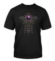 Футболка Diablo III Wizard Class T-Shirt (размер M/L)