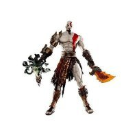 Фигурка God of War II Kratos ACTION FIGURE