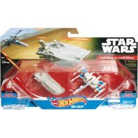 Фигурка Star Wars (Episode VII - The Force Awakens) Hot Wheels - Starship 2-Pack