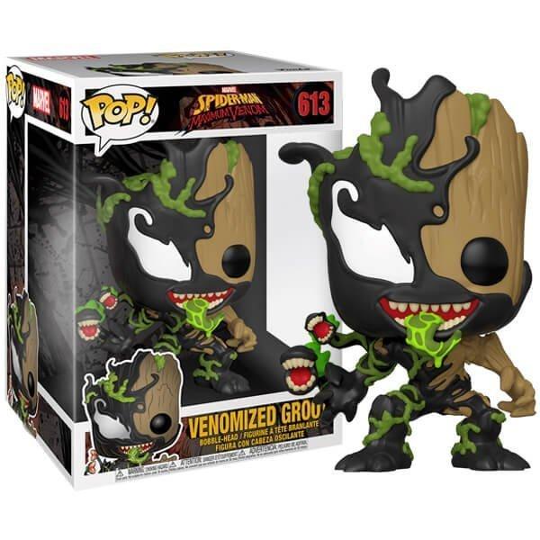 Фигурка Funko Pop Marvel: Venom - Groot Venomized Грут фанко