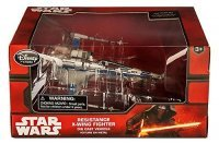 Фигурка Star Wars (Episode VII - The Force Awakens) Disney Die Cast - Resistance X-Wing Fighter