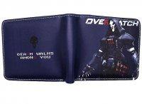 Кошелёк Овервотч Жнец - Overwatch Reaper Wallet