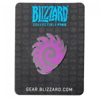 Значок 2016 Blizzcon Blizzard Collectible Pins - Zerg Logo Pin