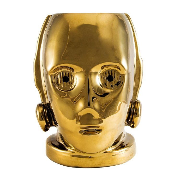 Кружка Star Wars C3PO Ceramic Sculpted Mug 20 Oz