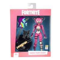 Фигурка Fortnite Фортнайт McFarlane Cuddle Team Leader Action Figure