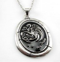 Брелок Game of Thrones Targaryen Talisman