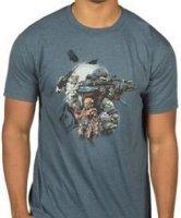 Футболка Halo Fireteam Osiris Forever Shirt (размер L)