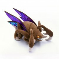 Мягкая игрушка StarCraft Zergling/Baneling Reversible Plush