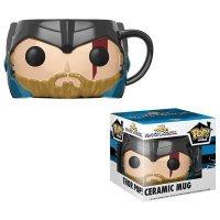 Чашка Funko Pop! Home 12 oz. Mug - Thor Ragnarok - Thor