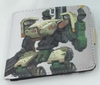 Кошелёк - Overwatch BASTION Wallet