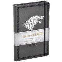 Блокнот Game of Thrones: House Stark Journal - Ruled (Hardcover)