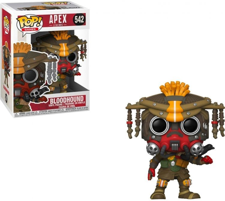 Фигурка Funko Pop Games: Apex Legends - Bloodhound